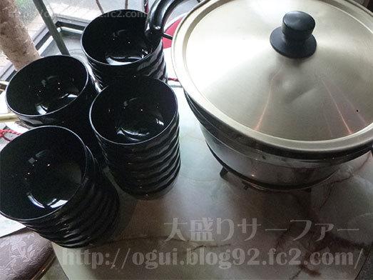 ビュッフェスタイルの食べ放題ランチ013