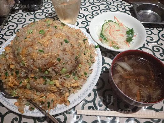 中国名菜処悟空の今週の飯定食029