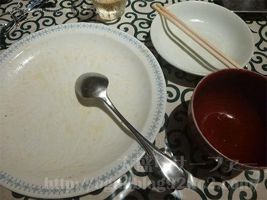 挽肉ニラチャーハンの特盛り041