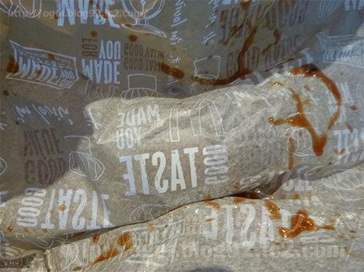 公約メニュートリプルチーズバーガー実食173