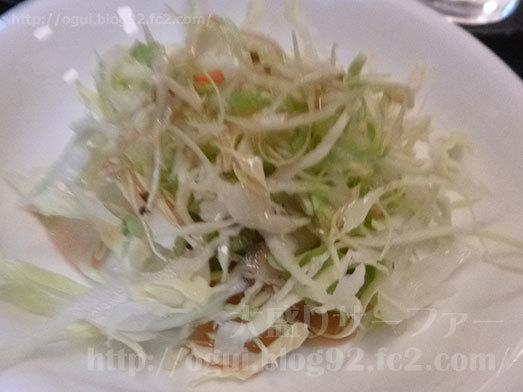 一品房の麻婆豆腐定食メニュー017