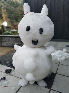 170115雪だるま