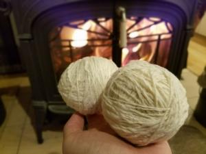 170117ガラ紡糸