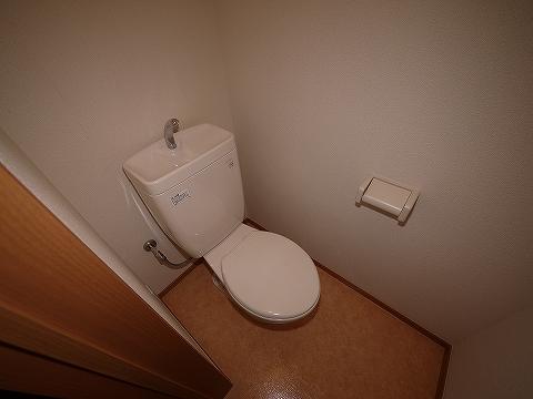 フラッツ・コーシン202トイレ