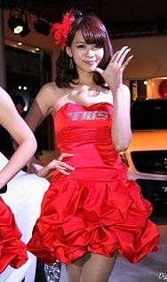 c0216181_赤いドレス