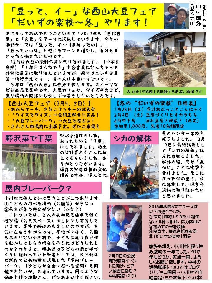 第55号協力隊新聞2