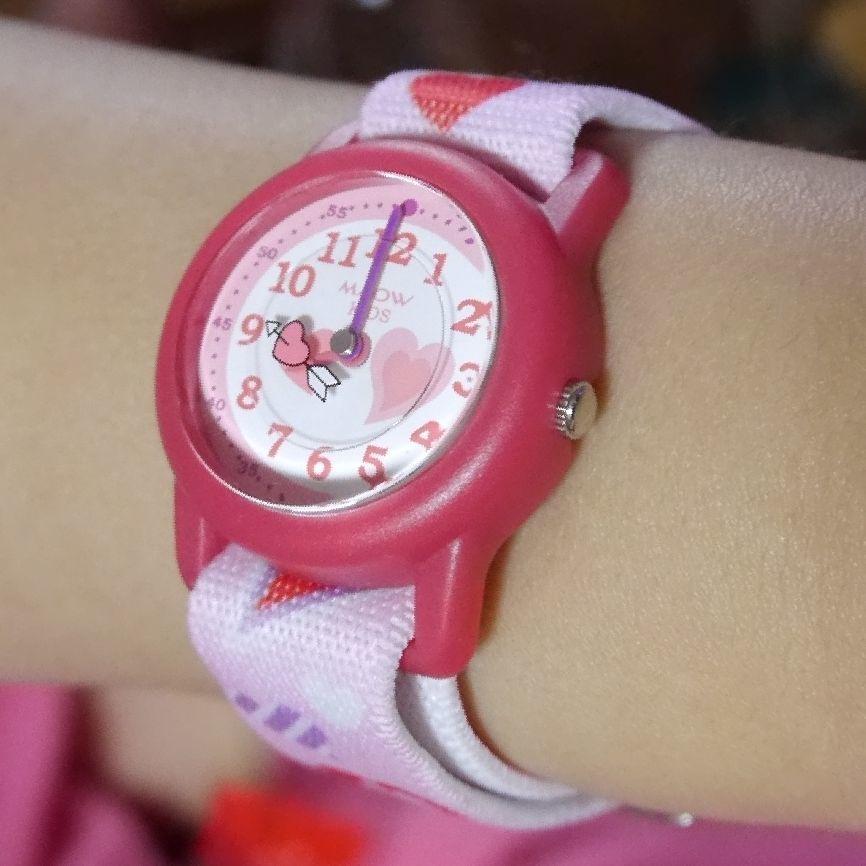 こども腕時計