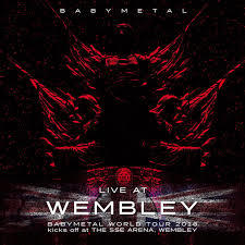 LIVE AT WEMBLEY babymetal