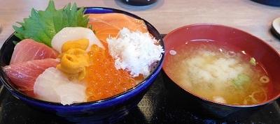 札幌市場朝ご飯