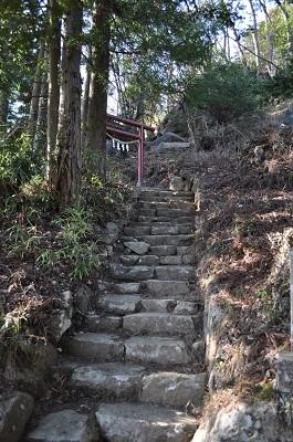 大悲閣~稲荷神社
