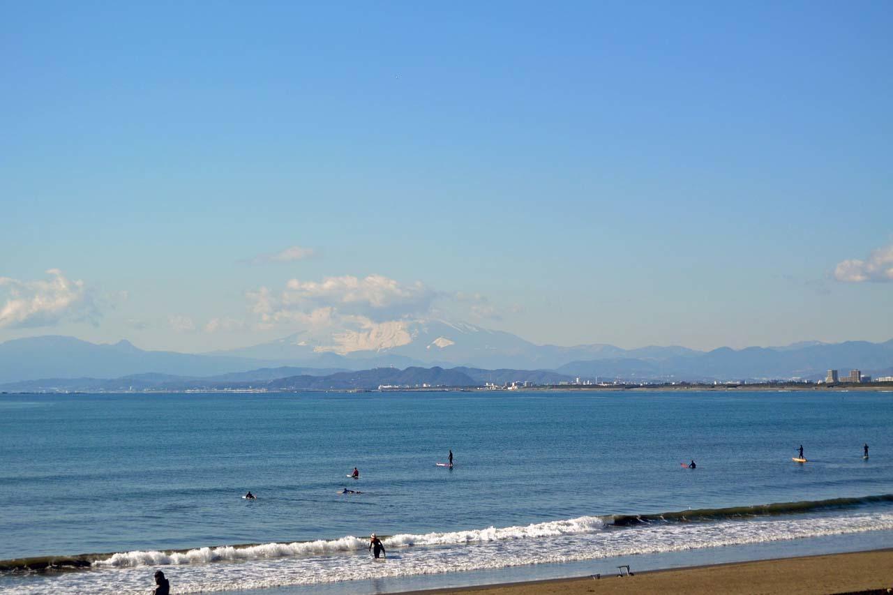 DSC_8603江の島からの富士山