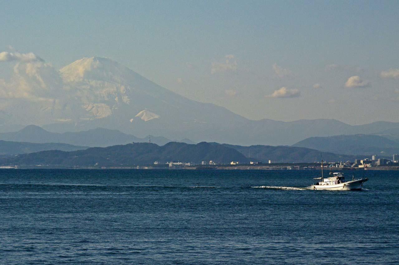 DSC_8725江の島からの富士山