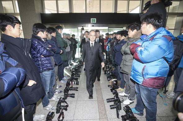 日韓軍事情報包括保護協定の署名