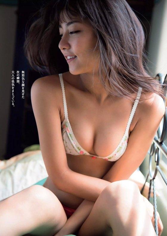 石川恋 ヤングジャンプの特攻服Dカップ谷間グラビア 画像29枚 20
