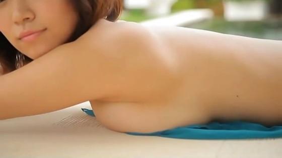 菜乃花 Iカップ爆乳ノーブラハミ乳キャプ 画像30枚 29