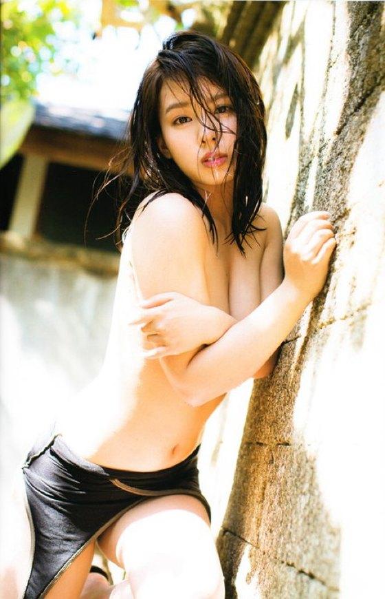 山田菜々 写真集nanairoのDカップ手ブラグラビア 画像44枚 1