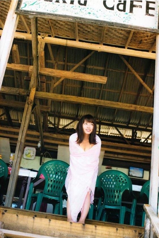 山田菜々 写真集nanairoのDカップ手ブラグラビア 画像44枚 4