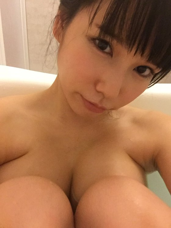 新垣優香 僕だけの彼女のHカップ爆乳ハミ乳キャプ 画像45枚 41