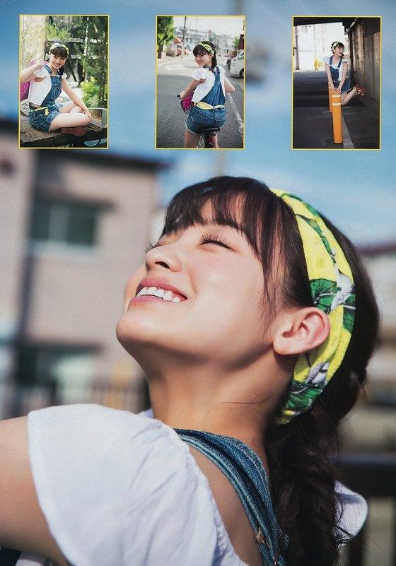 橋本環奈 ヤングマガジンの猫耳胸チラグラビア 画像30枚 18