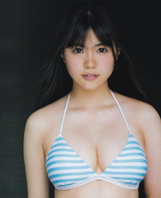 田中優香 ヤングアニマルの水着Gカップ最新グラビア 画像24枚 18