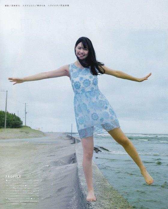 田中優香 ヤングアニマルの水着Gカップ最新グラビア 画像24枚 24