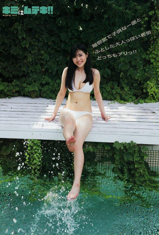 田中優香 ヤングアニマルの水着Gカップ最新グラビア 画像24枚 5