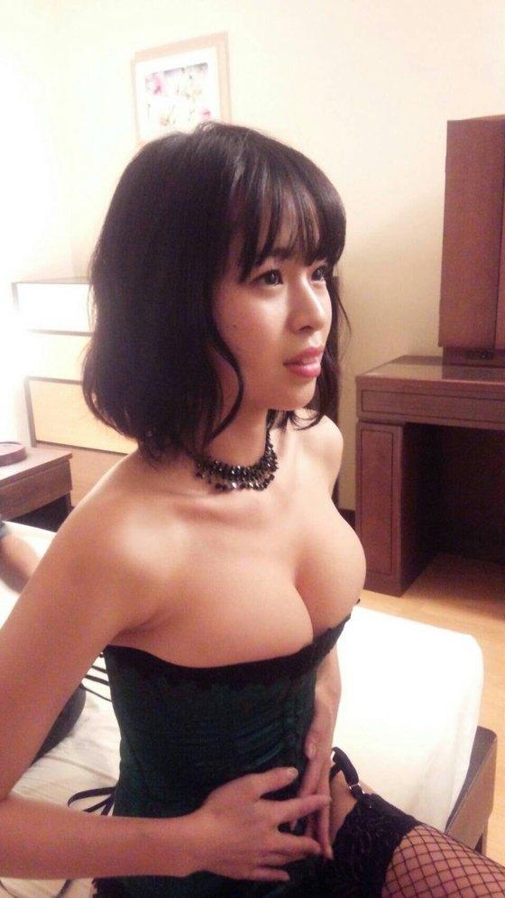 野々宮ミカ DVD従順愛玩のFカップ巨乳ハミ乳キャプ 画像48枚 45