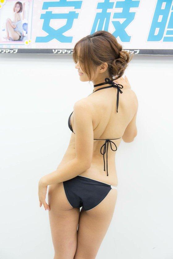 安枝瞳 カレンダー販促握手会のむっちりお尻 画像30枚 16
