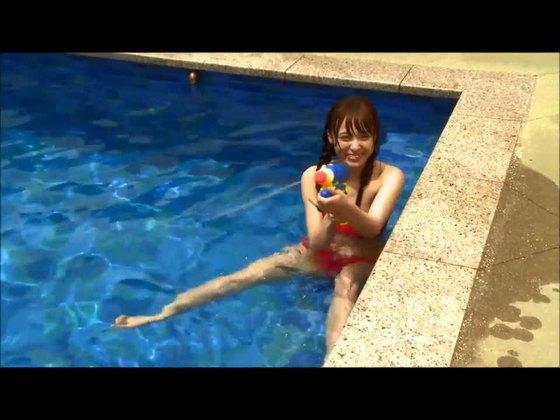 佐藤麗奈 DVD作品18-eighteen-の水着姿Bカップ谷間キャプ 画像30枚 29