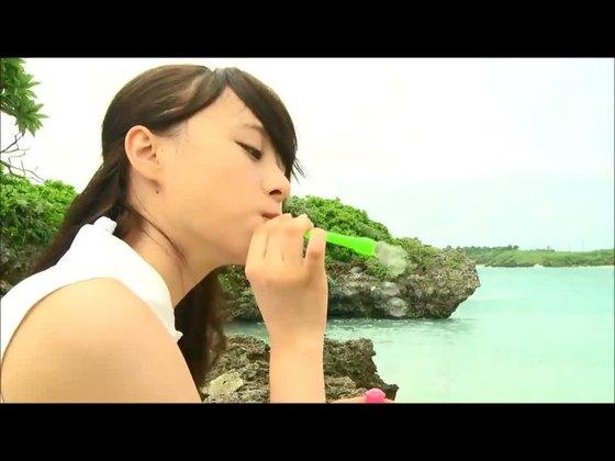 佐藤麗奈 DVD作品18-eighteen-の水着姿Bカップ谷間キャプ 画像30枚 34