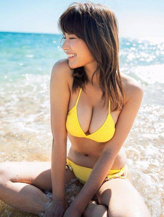 久松郁実 スピリッツのチャイナドレス+水着グラビア 画像27枚 24
