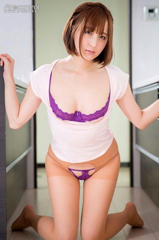 廣瀬聡子 DVDラストグラビアのFカップハミ乳キャプ 画像49枚 2