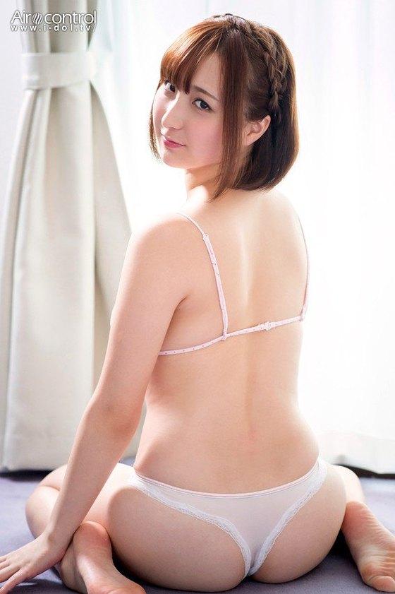 廣瀬聡子 DVDラストグラビアのFカップハミ乳キャプ 画像49枚 3