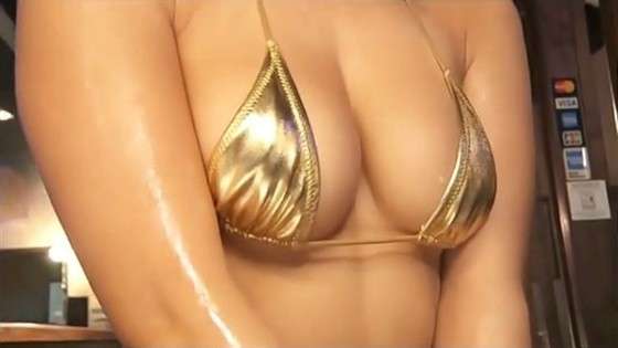 永井里菜 DVDのEカップハミ乳&巨尻食い込みキャプ 画像30枚 10