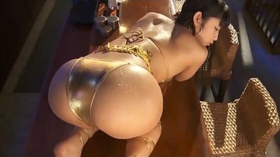 永井里菜 DVDのEカップハミ乳&巨尻食い込みキャプ 画像30枚 16