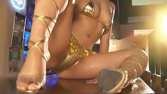 永井里菜 DVDのEカップハミ乳&巨尻食い込みキャプ 画像30枚 20