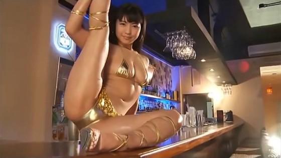 永井里菜 DVDのEカップハミ乳&巨尻食い込みキャプ 画像30枚 23