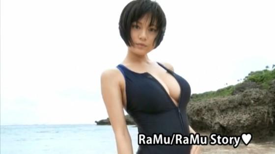 RaMu RaMu StoryのGカップ爆乳ハミ乳キャプ 画像29枚 26