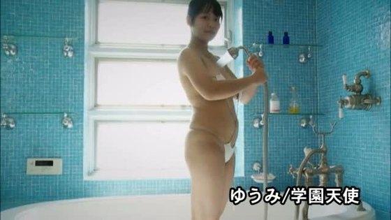 ゆうみ DVD学園天使のHカップ垂れ乳爆乳キャプ 画像45枚 23