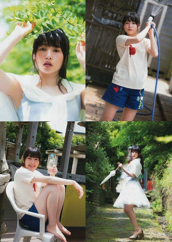 桜井日奈子 ヤングジャンプの美少女感溢れるグラビア 画像26枚 10