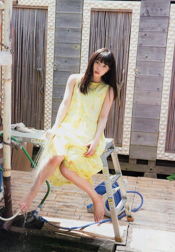桜井日奈子 ヤングジャンプの美少女感溢れるグラビア 画像26枚 12