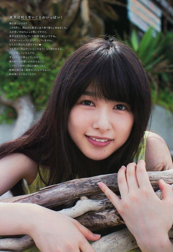 桜井日奈子 ヤングジャンプの美少女感溢れるグラビア 画像26枚 13
