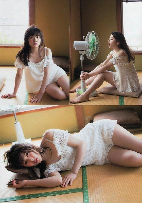 桜井日奈子 ヤングジャンプの美少女感溢れるグラビア 画像26枚 14
