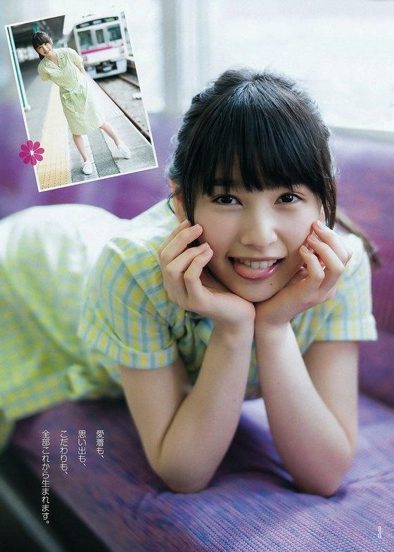 桜井日奈子 ヤングジャンプの美少女感溢れるグラビア 画像26枚 17