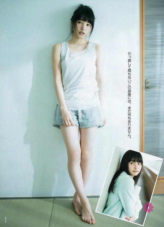 桜井日奈子 ヤングジャンプの美少女感溢れるグラビア 画像26枚 19