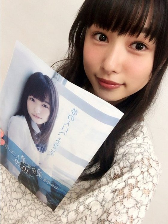 桜井日奈子 ヤングジャンプの美少女感溢れるグラビア 画像26枚 23