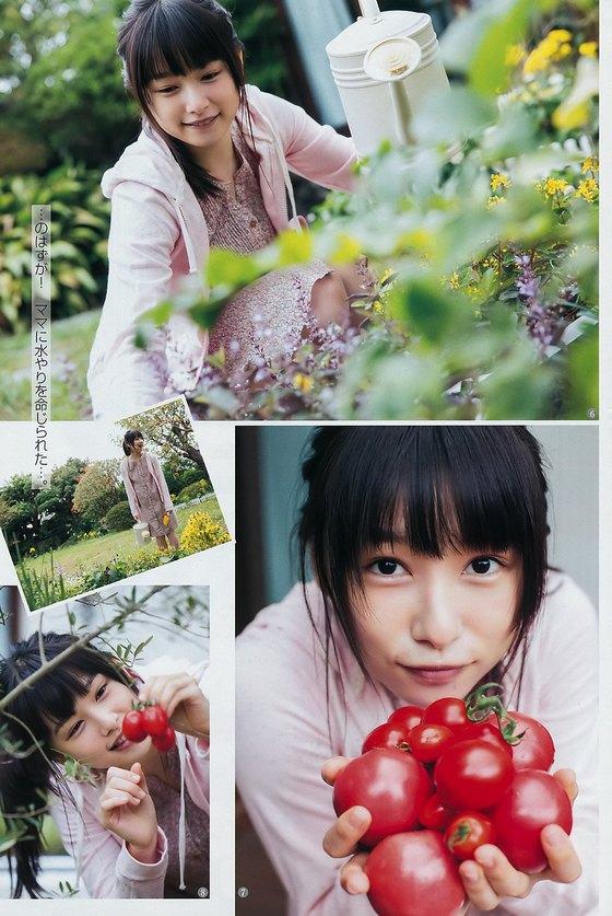 桜井日奈子 ヤングジャンプの美少女感溢れるグラビア 画像26枚 4