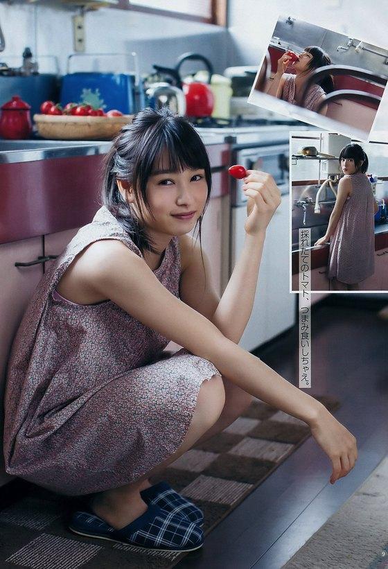 桜井日奈子 ヤングジャンプの美少女感溢れるグラビア 画像26枚 5