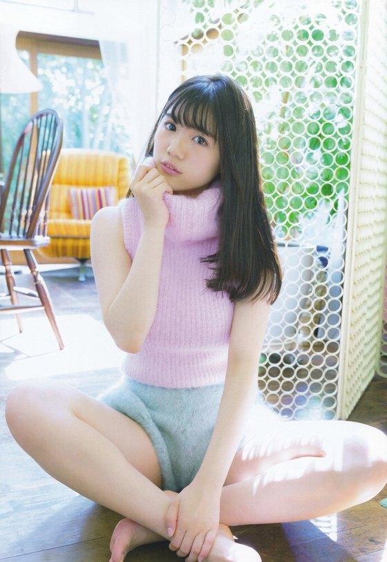 田中優香 ヤンマガの水着Gカップ爆乳ハミ乳グラビア 画像29枚 20