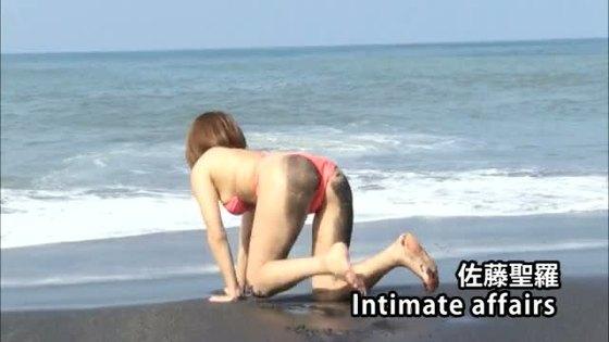 佐藤聖羅 intimate affairsのGカップ爆乳ハミ乳キャプ 画像49枚 15